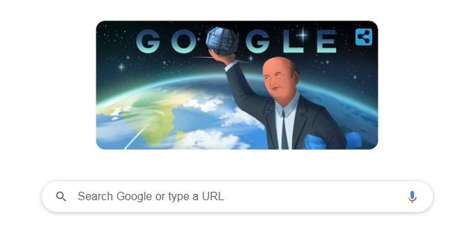 Google Doodle honors India's Satellite Man, Udupi Ramachandra Rao on His 89th Birth Anniversary