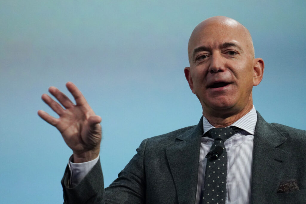 Andy Jassy to be the New CEO of Amazon, succeeding Jeff Bezos