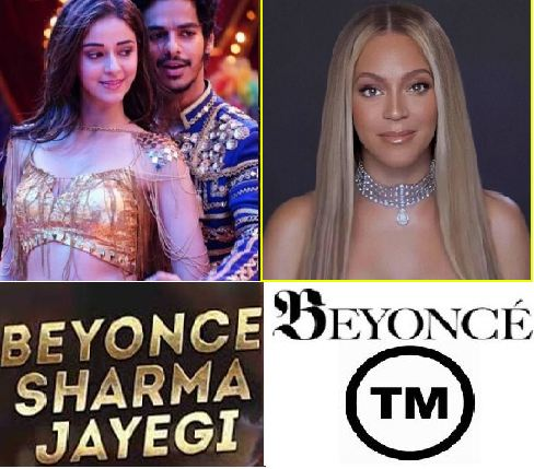 BEYONCÉ TRADEMARK – IS IT REALLY A THREAT TO BOLLYWOOD?