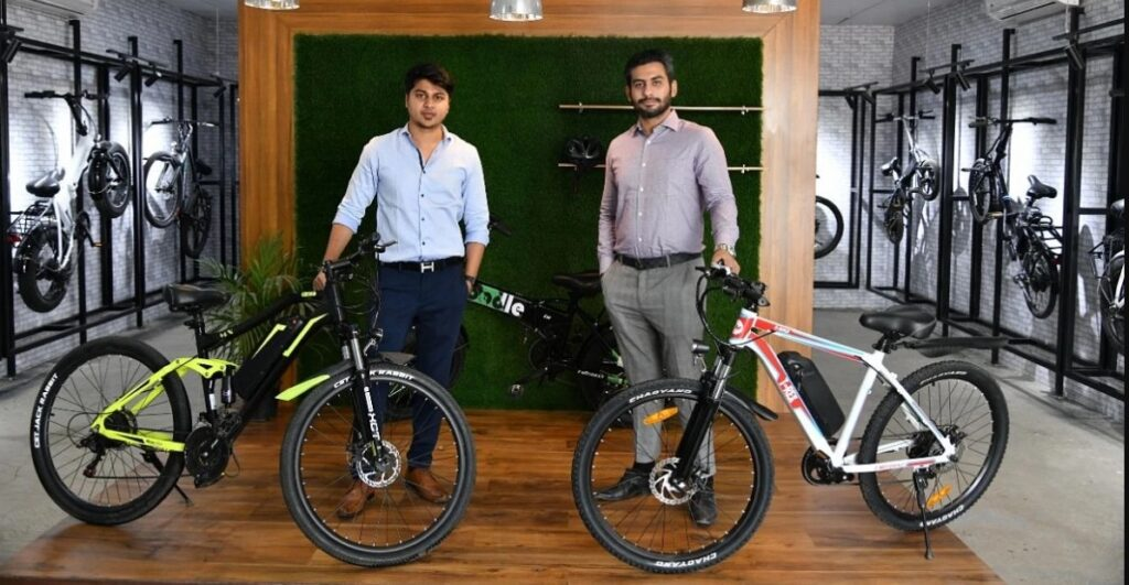 Pune Based Electric Vehicle Start-up Launches its First E-Cycle Starting at Rs. 50,000/-