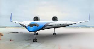 Successful Maiden Flight for Futuristic 'Flying-V' Airline