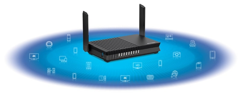 Netgear Nighthawk RAX20 Wi-Fi 6 Router with Dual-Band Support Launched in India