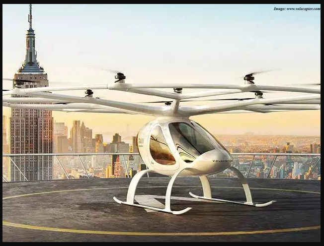 Singapore Set to Host World's First Electric Air Taxi Service 2023