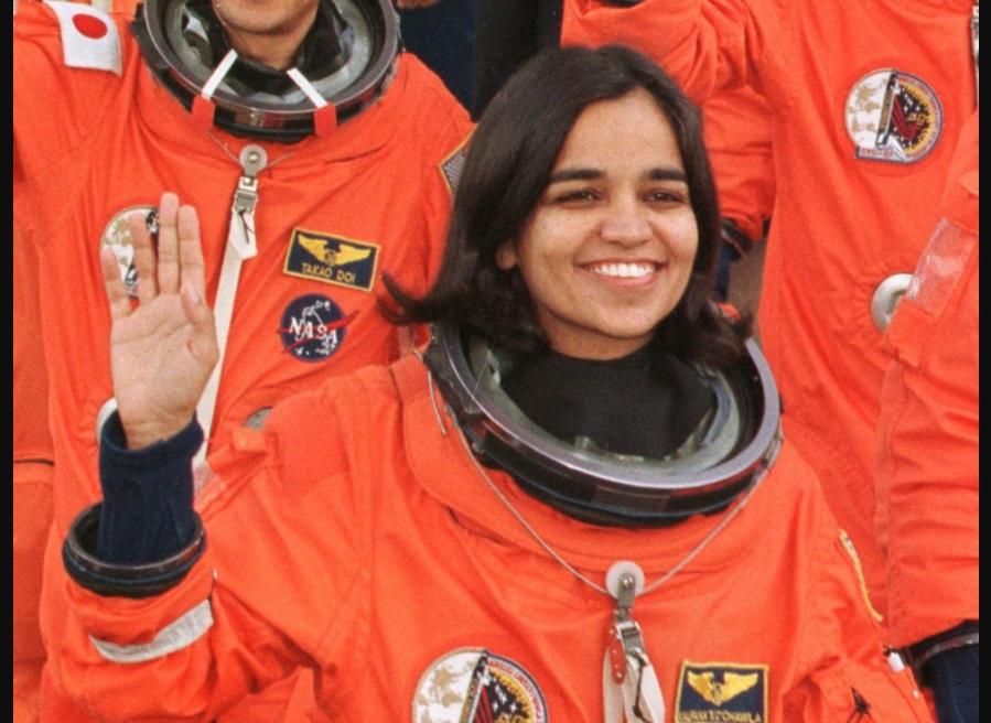 US Spacecraft Named for Fallen NASA Astronaut Kalpana Chawla