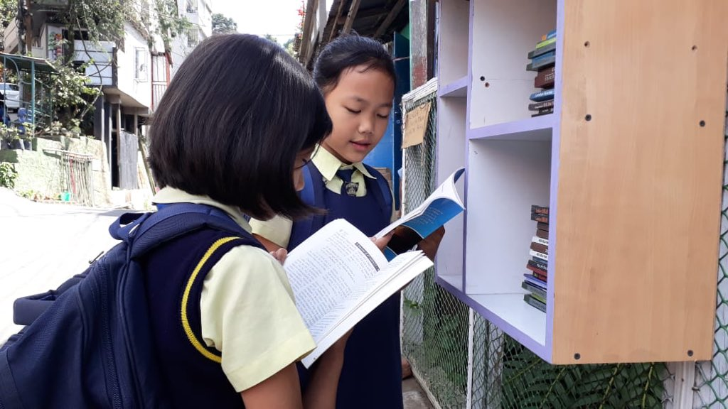 Inculcating Reading Habits with Self-Help Library in Arunachal Pradesh