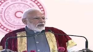 "PM Modi's ""Innovate, Patent, Produce and Prosper"" Mantra"