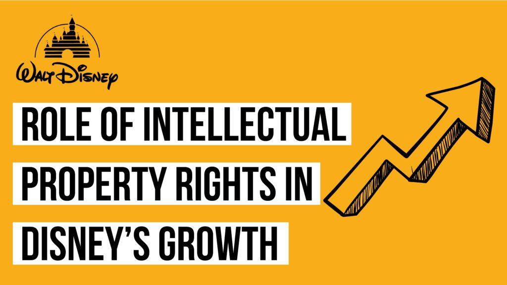 Intellectual Property Gives Disney Revolutionary Breakthrough