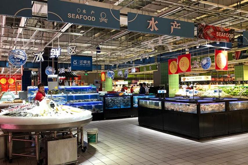 Alibaba is investing $3.6 billion in Sun Art Retail power.