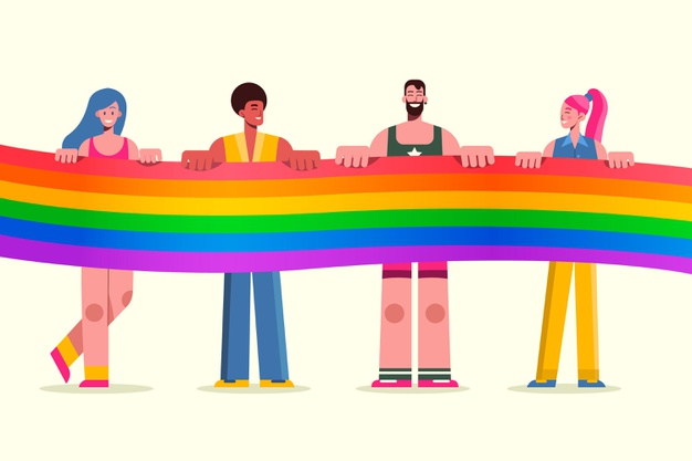 The Pride Rainbow Flag: An Story of Free-Use and IP Waiver