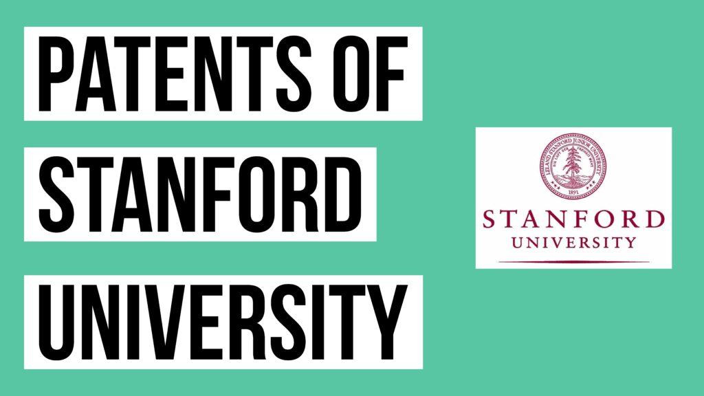 Stanford University Patents